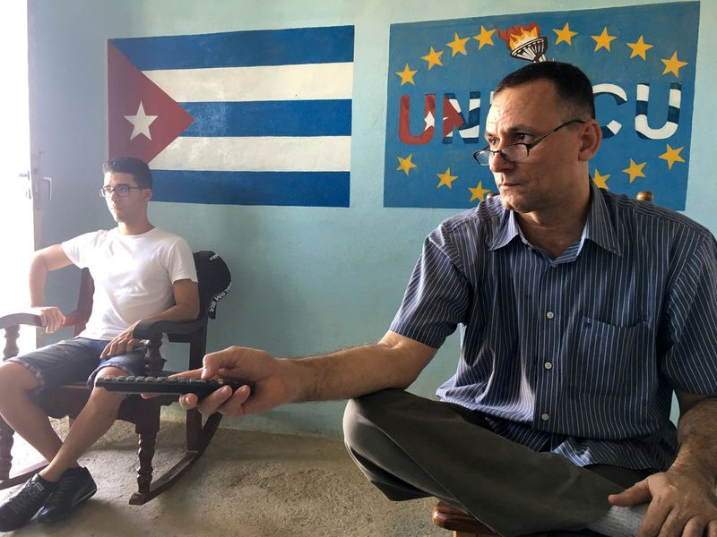 CUBA: L'opposant Ferrer croit à des changements d'ici quatre ans