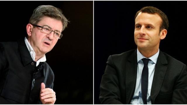 Mélenchon et Macron restent sourds aux appels du PS