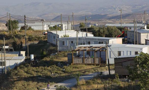 Israël: Vote préliminaire d'un projet de loi qui légaliserait 4.000 logements de colons