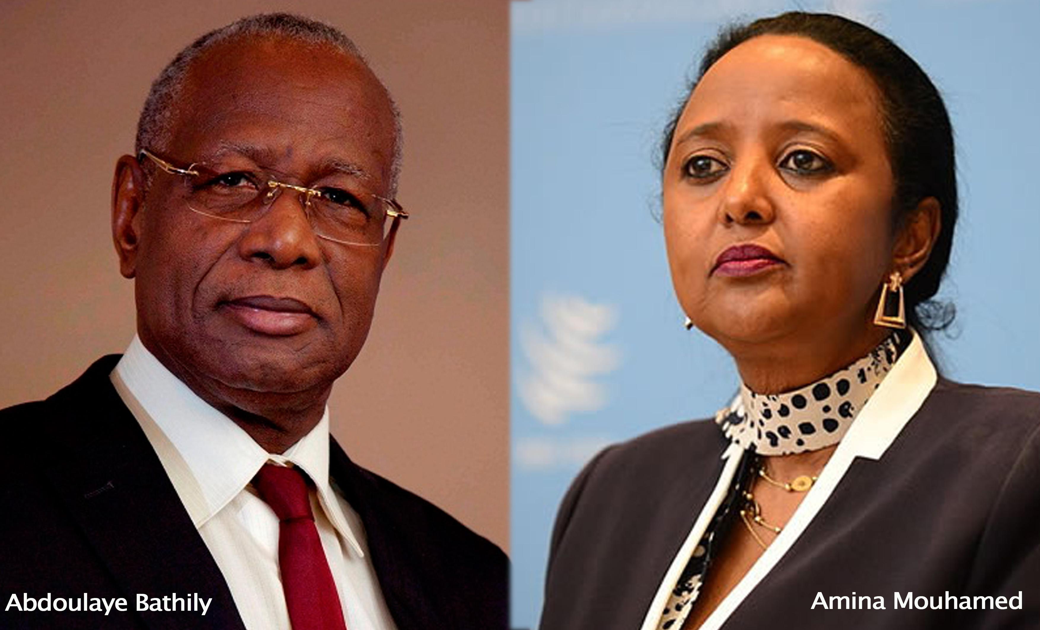 Présidence de la Commission : L'Union africaine organise un débat entre les 5 candidats
