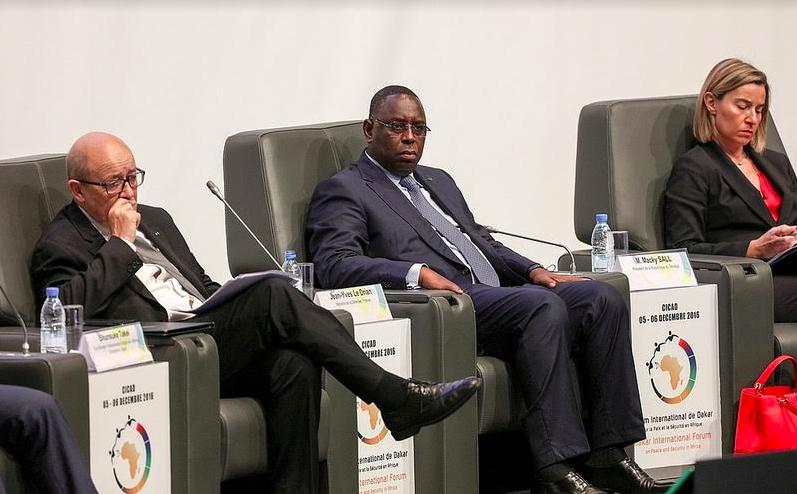 Terrorisme: Macky Sall et l'Onu appellent au renforcement des capacités de riposte des pays africains