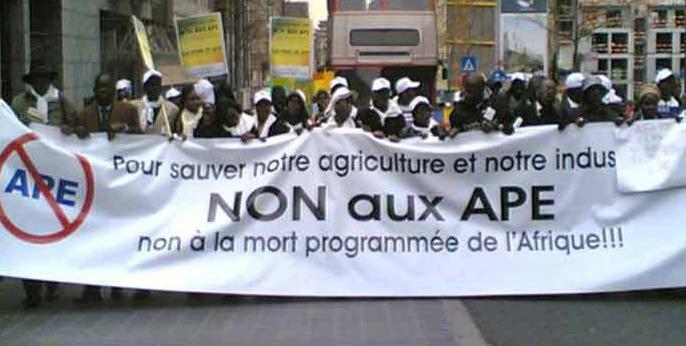 NON à la Zone de Libre-échange Continentale néo libérale au service des multinationales - OUI à une intégration africaine souveraine et populaire