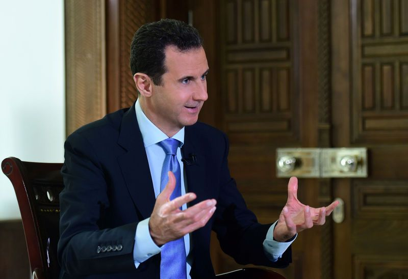 La prise d'Alep va changer le cours de la guerre, promet Assad