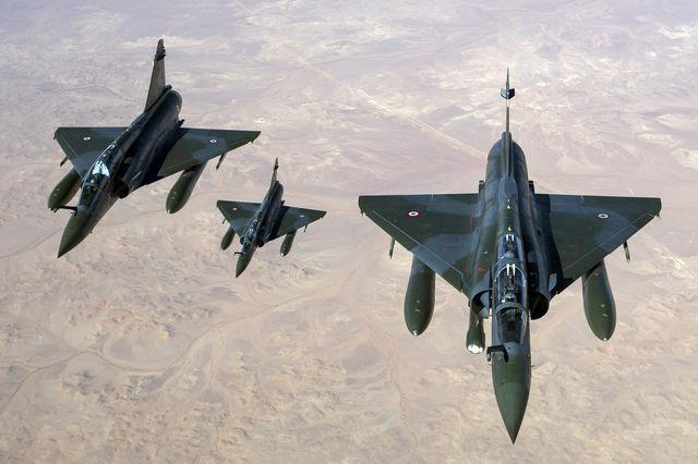 Lourd bilan après des raids aériens dans l'ouest de l'Irak