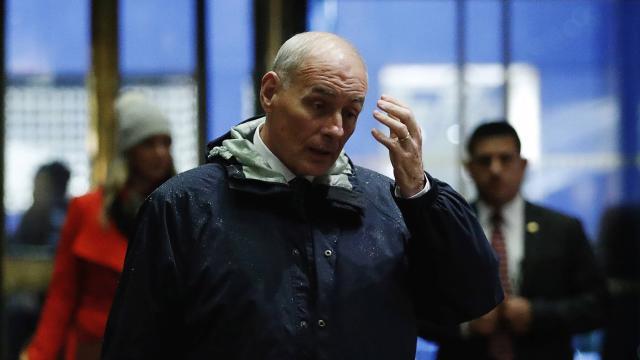 États-Unis: Un ex-général des Marines pressenti pour l'Intérieur