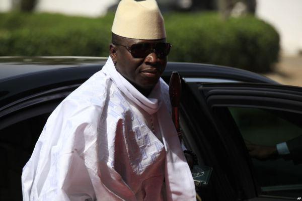 GAMBIE : L'Union africaine rend hommage à Yaya Jammeh