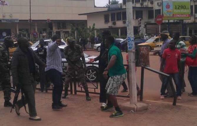 Quatre morts lors d'une manifestation au Cameroun