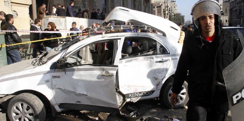 Attentat au Caire : Six policiers tués et trois blessés