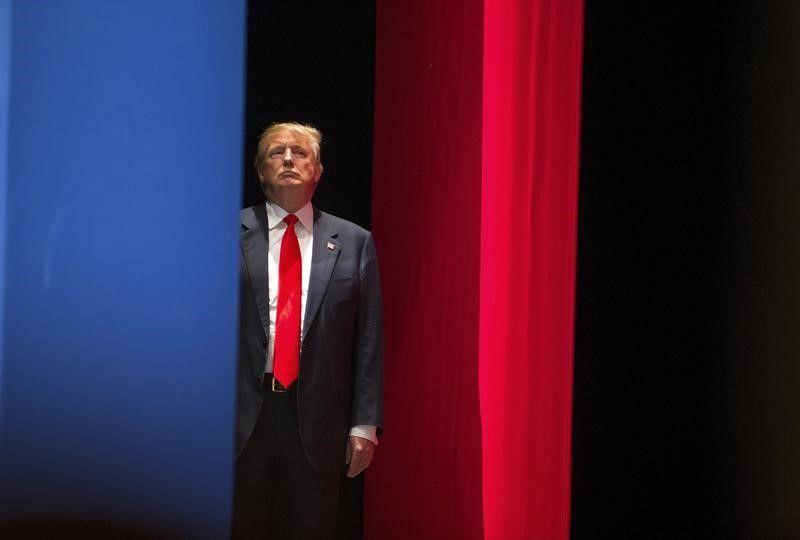 Trump conserve son rôle de producteur de télé-réalité