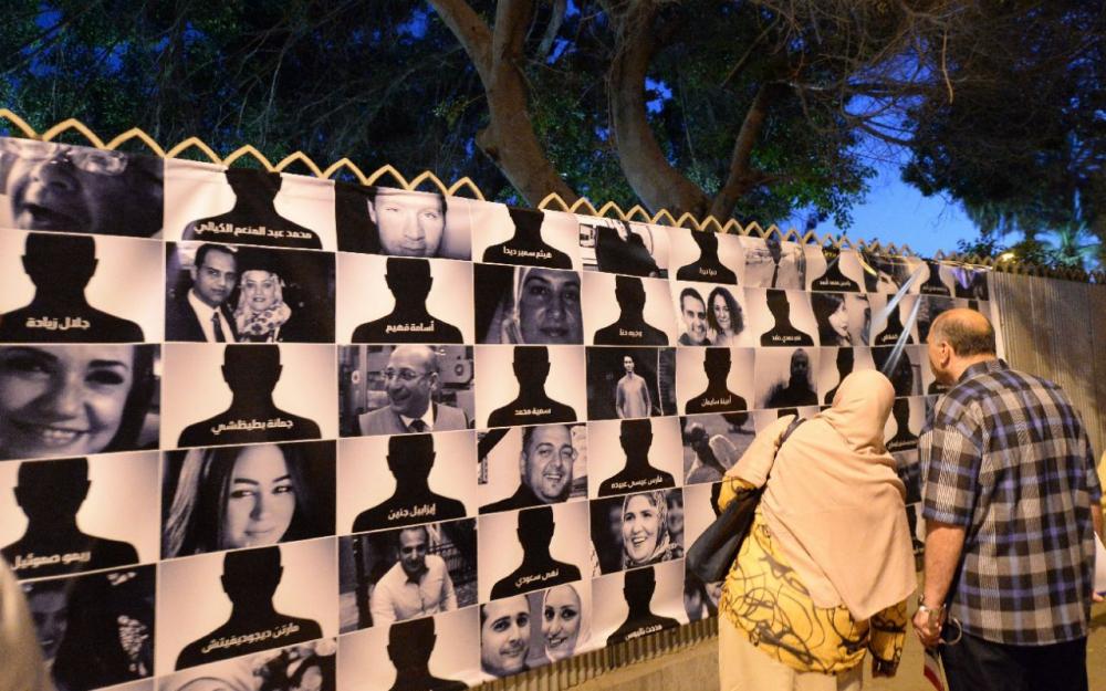 L'Egypte va rendre les dépouilles du crash aux familles