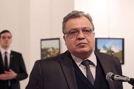 L'ambassadeur de Russie en Turquie assassiné à Ankara