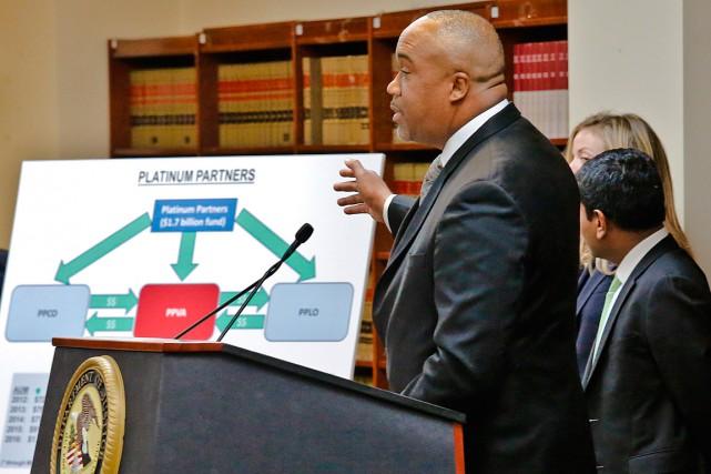 Escroquerie à un milliard de dollars pour le fonds d'investissement Platinum