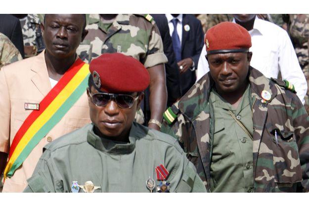 Massacre de septembre 2009 en Guinée: Toumba Diakité, l'ex aide de camp de Dadis Camara, arrêté au Sénégal