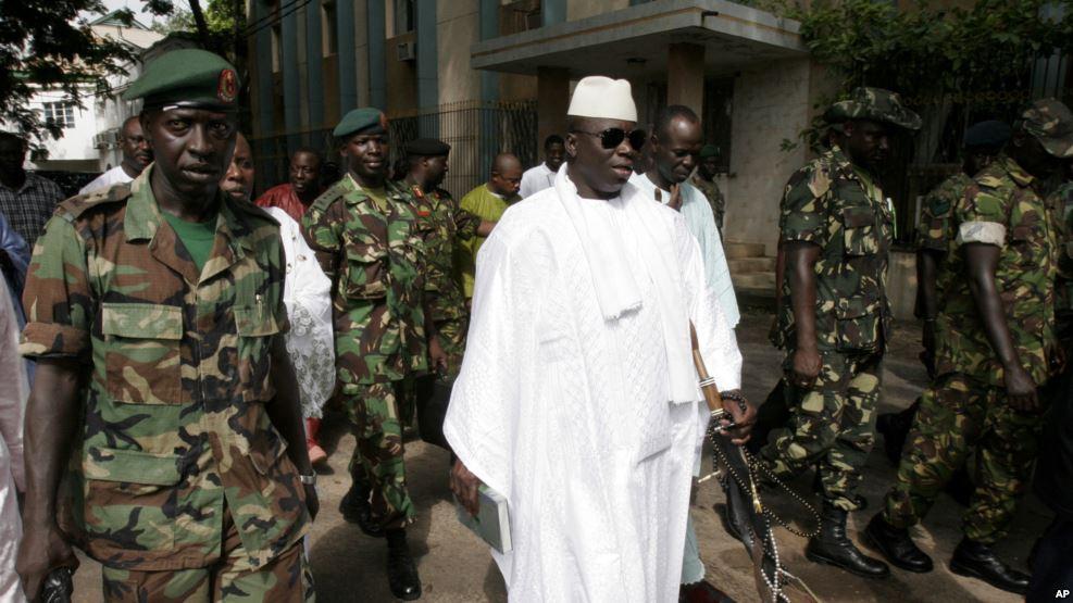 Gambie: La Cour suprême fixe au 10 janvier l'examen du recours de Yahya Jammeh