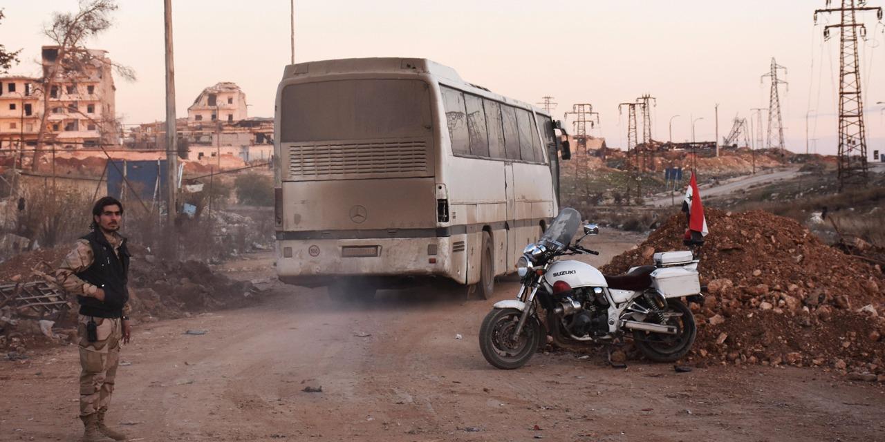SYRIE : Washington place plusieurs ministres sur sa liste noire économique
