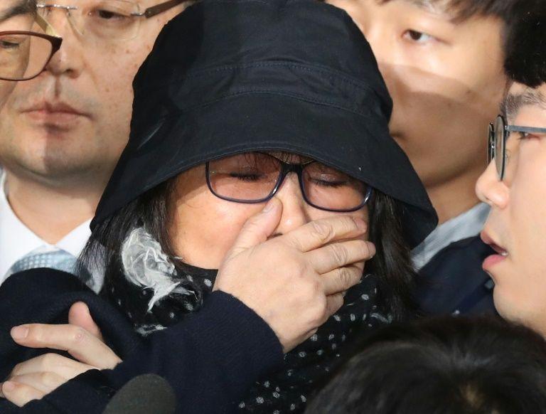 """Corée du Sud : """"Raspoutine"""" auditionnée par les députés en prison"""