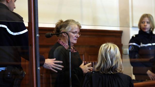 France: graciée, Jacqueline Sauvage est sortie de prison