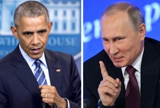 Obama sanctionne Moscou pour son ingérence dans l'élection