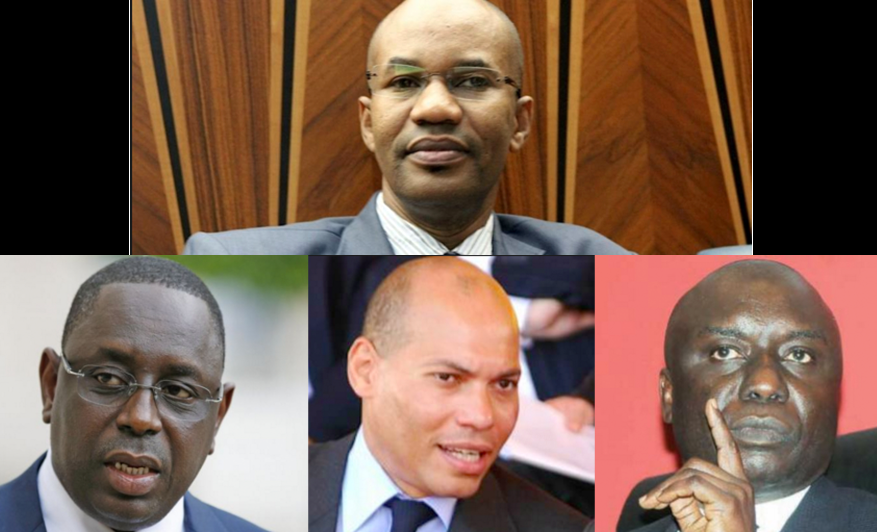 MAMOUDOU IBRA KANE : « Le Sénégal : chroniques d'une alternance de braises » (Editions feu de brousse)