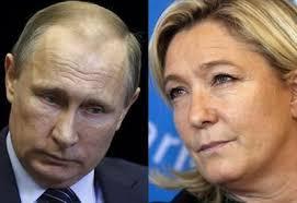 Marine Le Pen indésirable en Ukraine pour proximité avec Poutine
