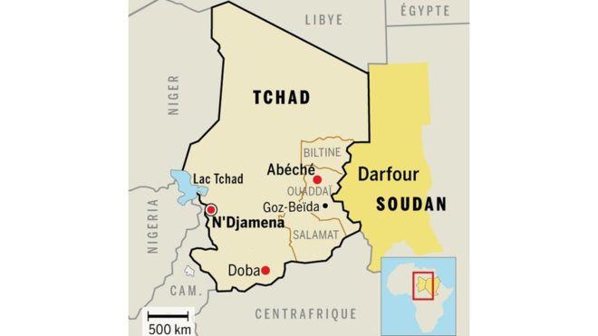 Le Tchad ferme sa frontière avec la Libye et y déploie l'armée