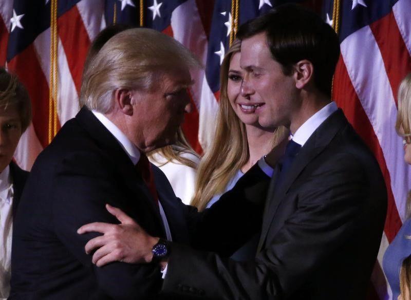 Le gendre de Trump sera conseiller à la Maison blanche