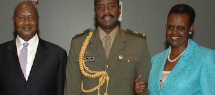OUGANDA : Après sa femme Janet, Museveni nomme son fils « haut-conseiller pour les opérations spéciales »