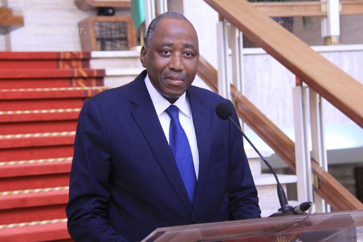 Amadou Gon Coulibaly: De secrétaire général de la présidence à Premier ministre