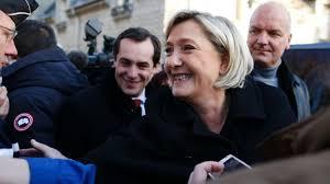 Le Pen à la Trump Tower sans voir le président élu