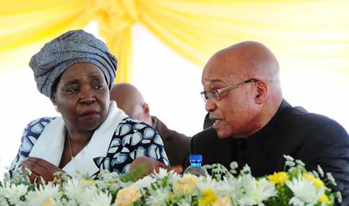 Afrique du Sud: Zuma favorable à l'élection d'une femme à la tête de l'ANC