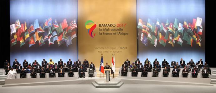 Bamako : Ultime sommet pour l'«Africain» Hollande