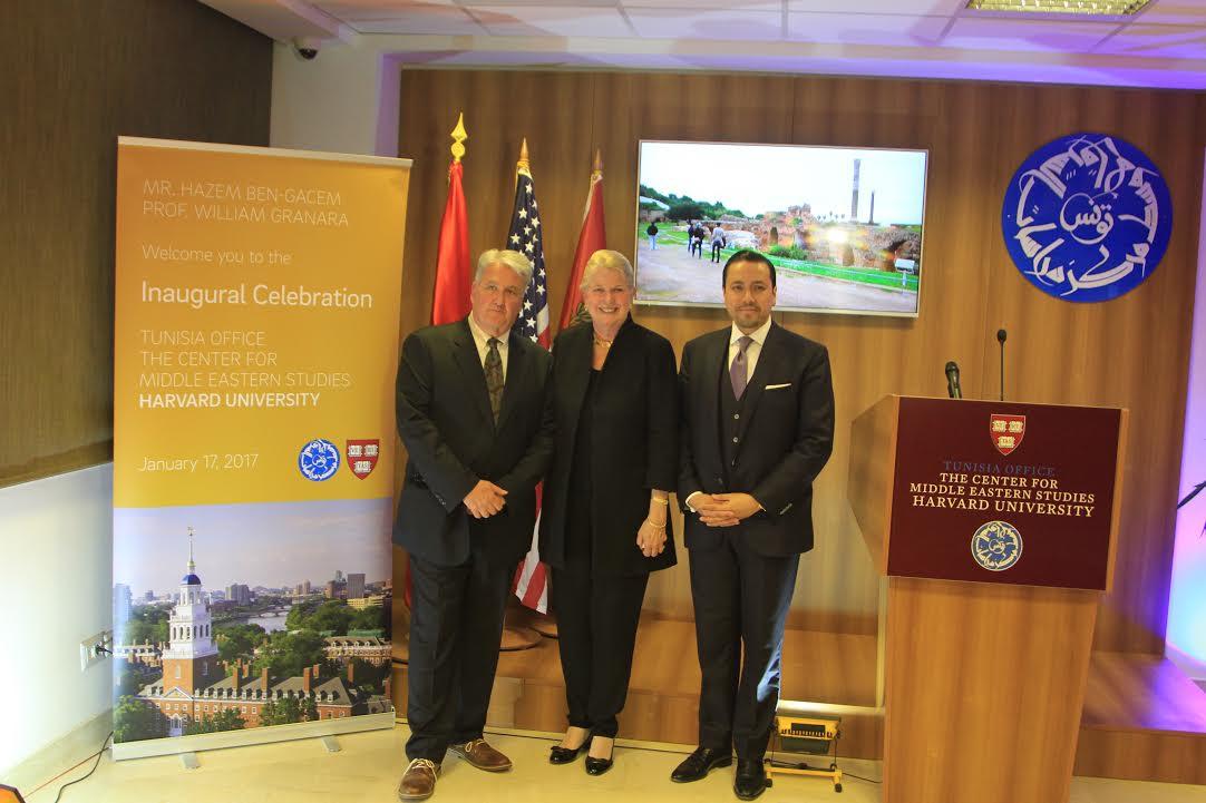 Harvard ouvre un Centre régional de recherches en Tunisie