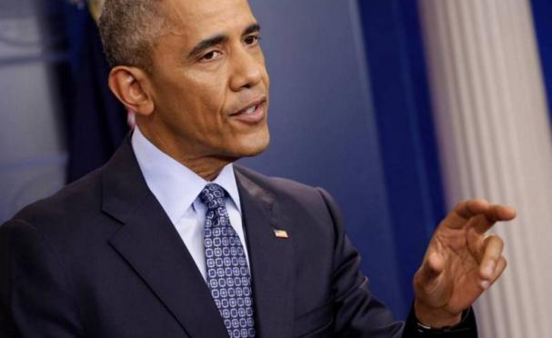 """Obama rappelle à Trump combien la question israélo-palestinienne peut être """"explosive"""""""