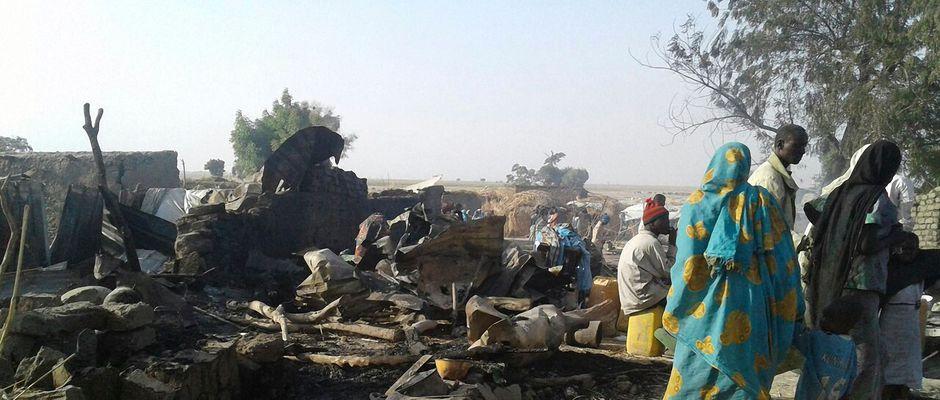 Nigeria/Rann: au moins 90 tués, la plupart des femmes et des enfants, selon MSF