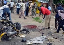 Attaque de Boko Haram contre la ville du Nigeria bombardée mardi