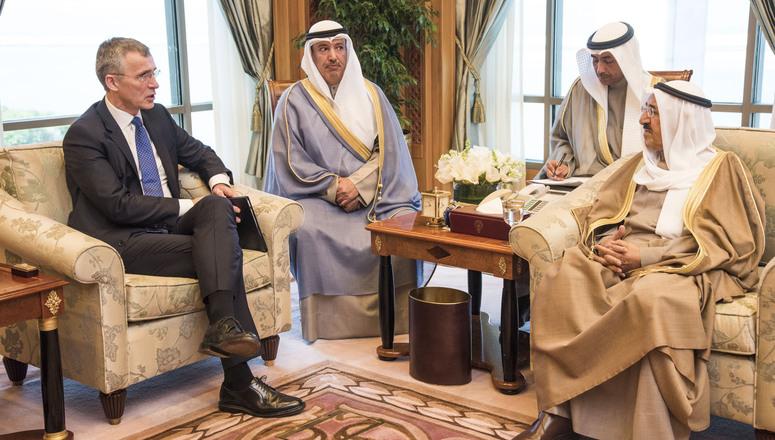 L'Otan veut renforcer ses liens avec le Golfe en ouvrant un centre à Koweït