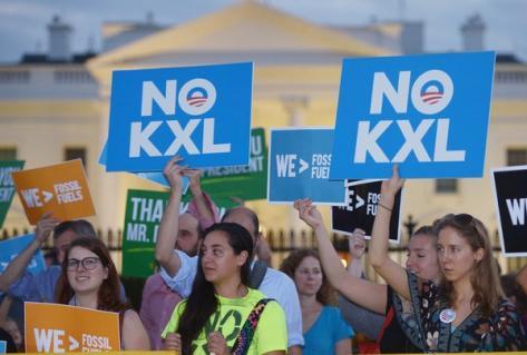 Bloqué par Obama, le projet d'oléoduc Keystone XL relancé pat Trump