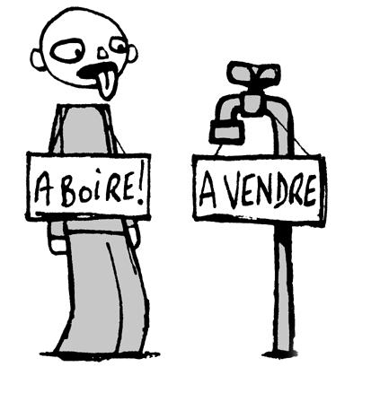 La privatisation des biens communs