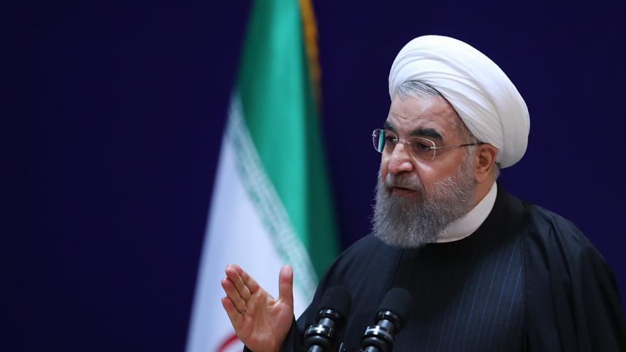 """Le président iranien critique Trump, affirme que l'époque des murs est """"révolue"""""""