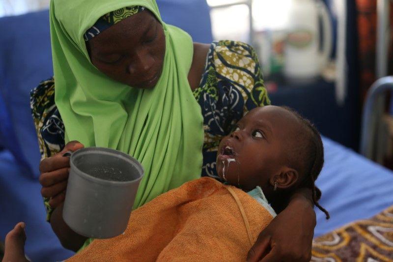 Six millions d'enfants menacés de famine en Afrique de l'est