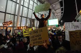 Obstacle juridique au décret de Donald Trump sur l'immigration