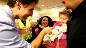 Les réfugiés sont les bienvenus au Canada, assure Justin Trudeau