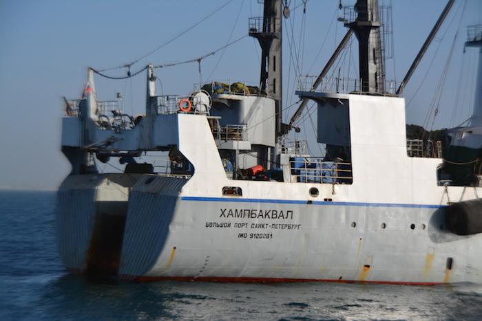 Retour des bateaux russes : Les acteurs de la pêche interpellent le chef de l'Etat