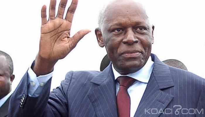 Angola: Dos Santos confirme qu'il ne se représentera pas à la présidence en août prochain