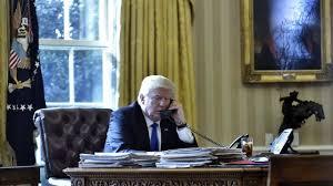 Donald Trump va rencontrer ses alliés de l'Otan en mai