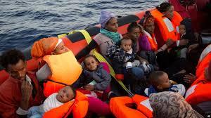 L'hiver le plus mortel pour les enfants réfugiés et migrants traversant la Méditerranée, selon l'Unicef