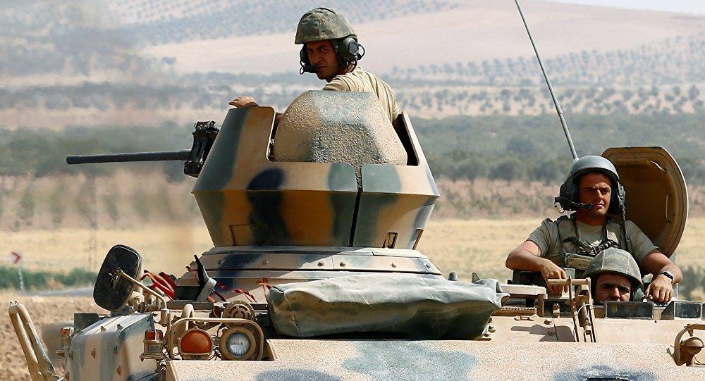 Syrie: les soldats turcs dans le centre d'Al-Bab, selon Erdogan