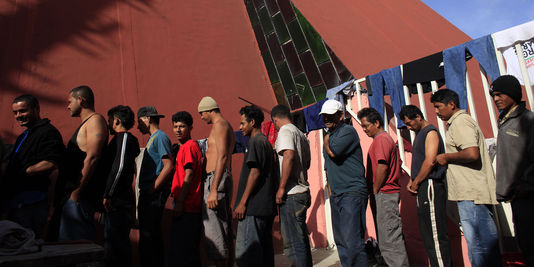 Pas plus d'expulsions de Mexicains qu'avant Trump