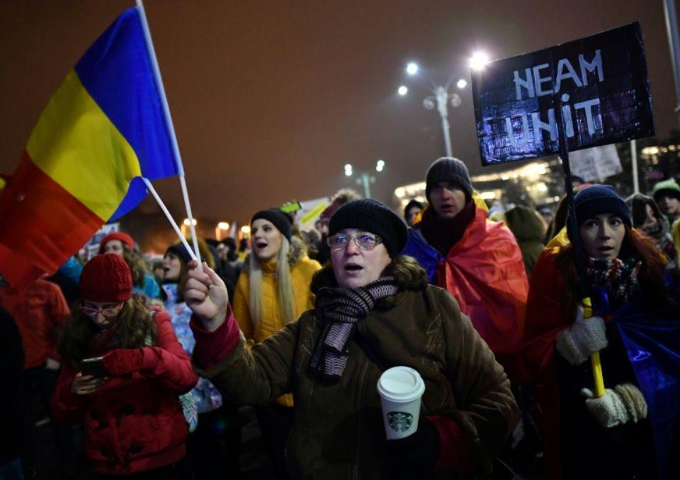 Roumanie: feu vert du Parlement à un référendum sur la lutte anticorruption