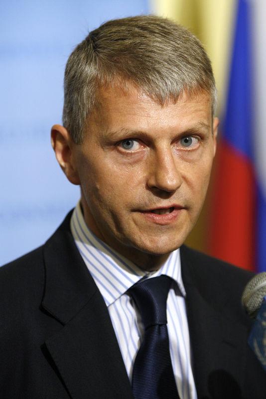 Jean-Pierre Lacroix, nouveau chef des opérations de maintien de la paix pour l'ONU